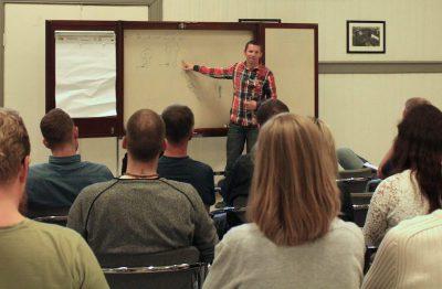 Foredrag og workshops